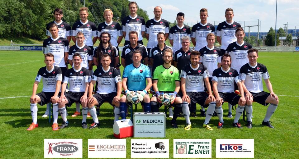 1.Mannschaft Bezirksliga 2015/2016