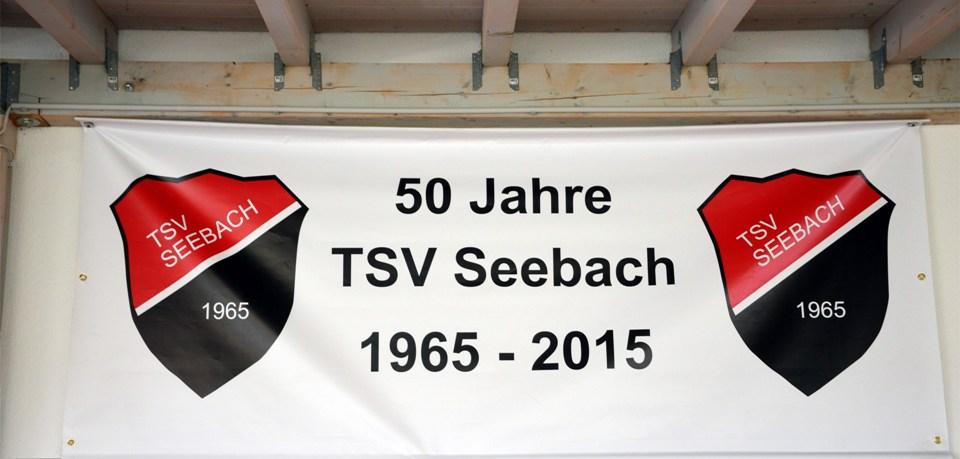50 Jahre TSV Seebach