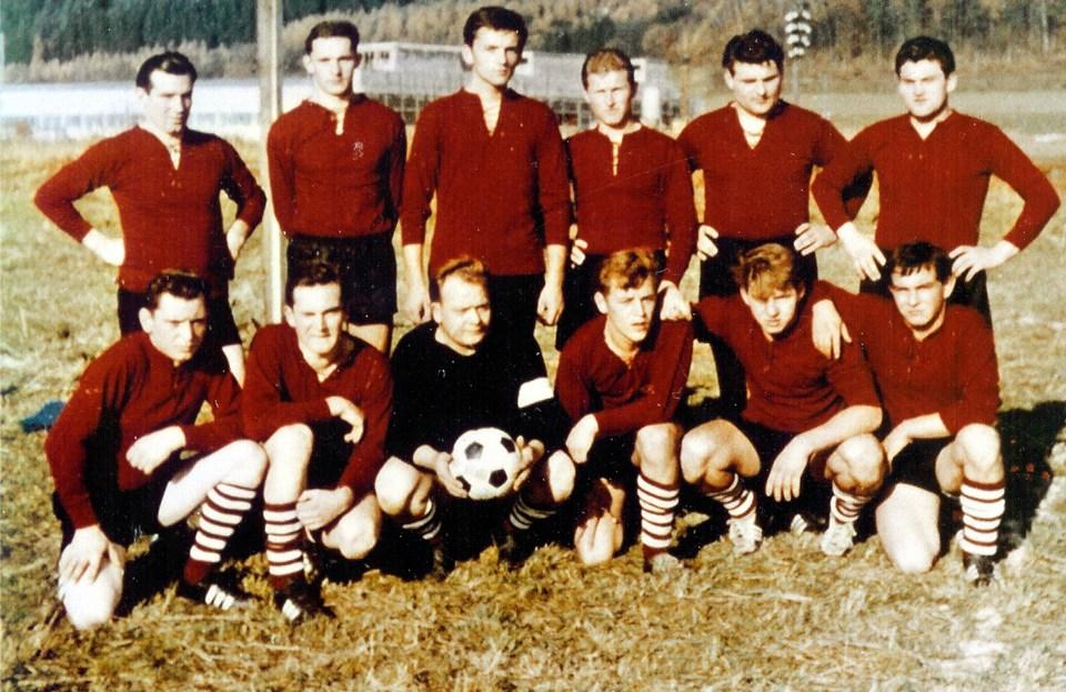 Gründungsmannschaft 1965